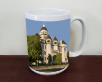 Carthage, Jasper County Courthouse Spring Coffee